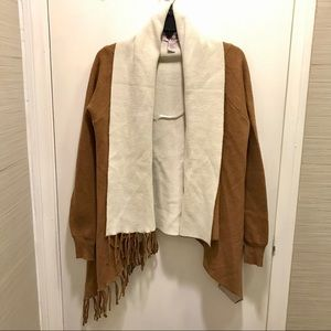 Jackets & Blazers - 🧡Wool Blend Drape Cardigan🧡
